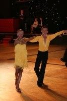 Luke Miller & Hanna Cresswell at Imperial 2008