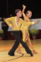 Luke Miller & Hanna Cresswell at International Championships 2009