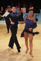 Photo of Evgeni Smagin &amp; Polina Kazatchenko
