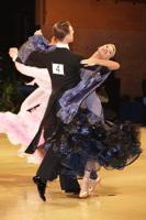 Arunas Bizokas & Katusha Demidova at UK Open 2012