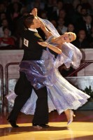 Arunas Bizokas & Katusha Demidova at International Championships 2012