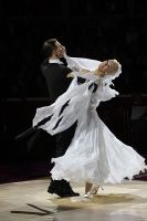 Arunas Bizokas & Katusha Demidova at International Championships 2009