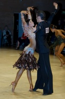 Igor Astafiev & Ekaterina Jones at