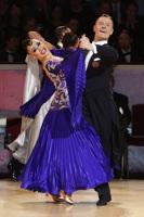 Stanislav Zelianin & Irina Cherepanova at