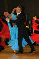 Sergei Konovaltsev &amp; Olga Konovaltseva at UK Open 2005