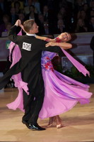 Sergei Konovaltsev & Olga Konovaltseva at International Championships 2005