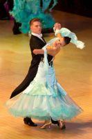 Sergei Konovaltsev & Olga Konovaltseva at Blackpool Dance Festival 2009