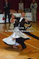 Sergei Konovaltsev & Olga Konovaltseva at Slovenian Open 2004