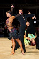 Darren Bennett & Lilia Kopylova at International Championships 2005