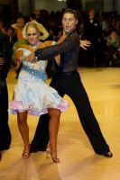 Ben Hardwick & Lucy Jones at The British Closed 2007