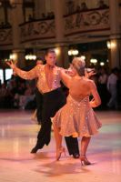 Ben Hardwick & Lucy Jones at Blackpool Dance Festival 2008