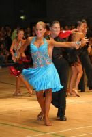 Ben Hardwick & Lucy Jones at International Championships 2008