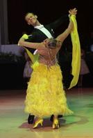 Oskar Wojciechowski & Karolina Holody at Blackpool Dance Festival