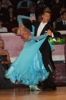 Oskar Wojciechowski & Karolina Holody at International Championships 2011