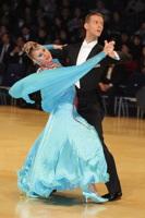 Oskar Wojciechowski & Karolina Holody at UK Open 2012