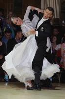 Oskar Wojciechowski & Karolina Holody at Blackpool Dance Festival 2012