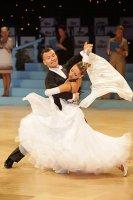 Ruslan Golovashchenko & Olena Golovashchenko at UK Open 2011