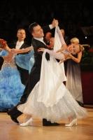 Ruslan Golovashchenko & Olena Golovashchenko at International Championships 2011