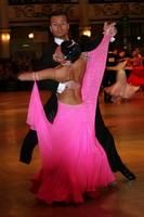 Ruslan Golovashchenko & Olena Golovashchenko at Blackpool Dance Festival 2005