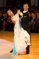 Ruslan Golovashchenko & Olena Golovashchenko at WDC World Professional Ballroom Championshps 2007
