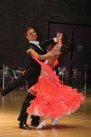 Ruslan Golovashchenko & Olena Golovashchenko at International Championships 2008