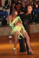 Dmitriy Pleshkov & Anastasia Kulbeda at Imperial 2008