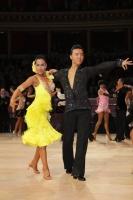 Lu Ning & Jasmine Ding Fang Zhang at