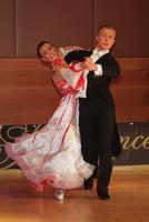 Szymon Kulis & Margarita Zvonova at Crystal Palace Cup 2011