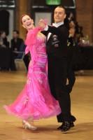 Ben Taylor & Stefanie Bossen at UK Closed 2012