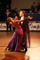 Ben Taylor & Stefanie Bossen at Imperial 2008