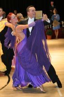 Ben Taylor &amp; Stefanie Bossen at International Championships 2008