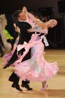 Ben Taylor & Stefanie Bossen at UK Open 2010