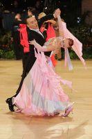 Ben Taylor & Stefanie Bossen at UK Open 2010