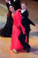 Christopher Short & Elisa Chanaa at Blackpool Dance Festival 2009