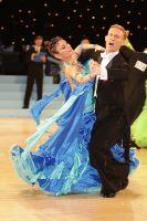 Christopher Short & Elisa Chanaa at UK Open 2010