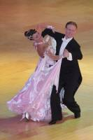Christopher Short & Elisa Chanaa at Blackpool Dance Festival 2010