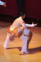 Slawomir Lukawczyk &amp; Edna Klein at Blackpool Dance Festival 2008