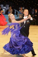 Aleksandr Zhiratkov & Irina Novozhilova at UK Open 2011