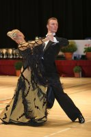 Aleksandr Zhiratkov & Irina Novozhilova at International Championships 2008