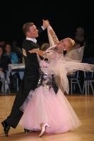 Aleksandr Zhiratkov & Irina Novozhilova at UK Open 2009