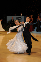 Stas Portanenko & Nataliya Kolyada at UK Open 2012