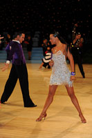 Massimo Arcolin &amp; Lyubov Mushtuk at UK Open 2012