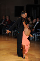 Ryan Mcshane & Ksenia Zsikhotska at UK Open 2012