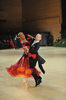 Alessio Potenziani & Veronika Vlasova at UK Open 2013