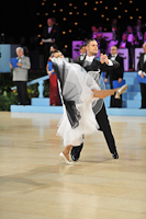 Valerio Colantoni & Yulia Spesivtseva at UK Open 2013