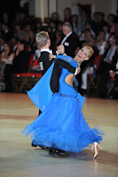 Alex Freyr Gunnarsson & Liis End at Blackpool Dance Festival 2012