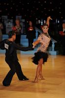 Koji Nishijima & Asumi Nishijima at UK Open 2012