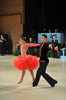 Kirill Belorukov & Elvira Skrylnikova at UK Open 2013