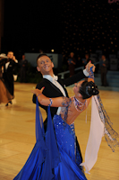 Jonas Kazlauskas &amp; Jasmine Chan at UK Open 2012