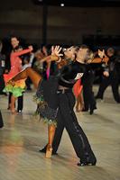 Jonas Kazlauskas & Jasmine Chan at UK Open 2013